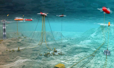 """First distributed acoustic sensing solution for subsea wells."