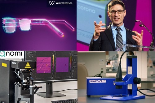 PRISMS 2021: shortlisted companies include WaveOptics, nLight,Qnami, and Lumedica.