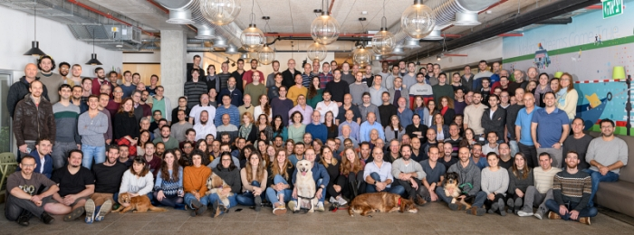 Innoviz' roster: 200 researchers (and at least five dogs)