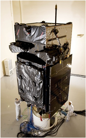 SBIRS payload