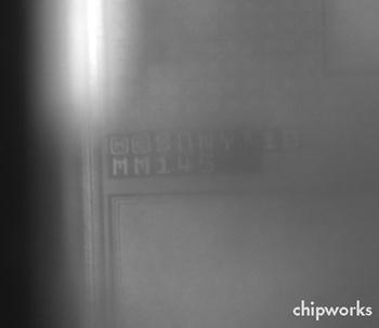 Chipworks tear-down
