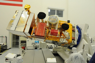 NASA's NPP satellite