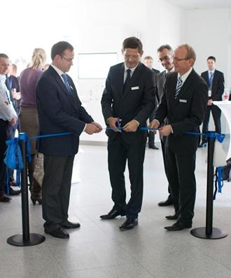 Zeiss - Munich lab opening