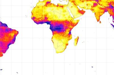 Solar map