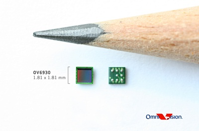 Omnivision OV6930 for medical applications