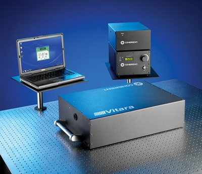 Coherent Vitara laser