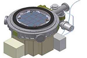 Cryogenic camera system for the T250 telescope