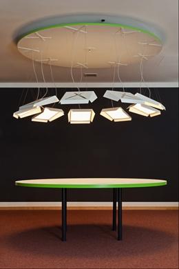 OLED luminaire