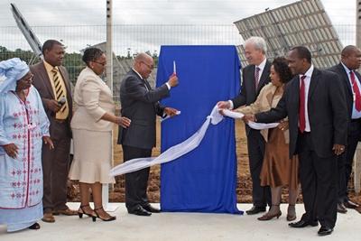 CPV inauguration