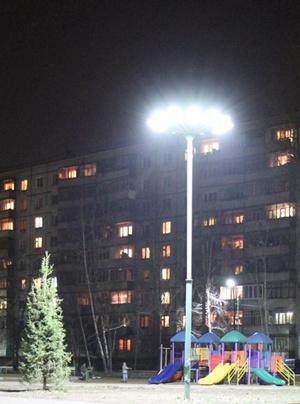 Osram LED streetlights