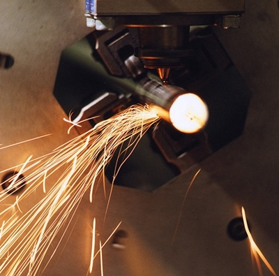 TWI laser cutting