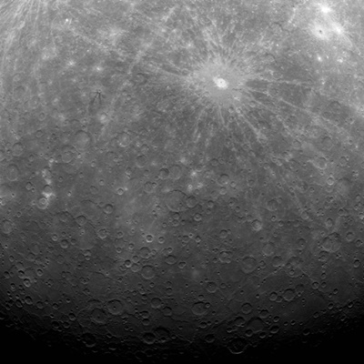Mercury in HD