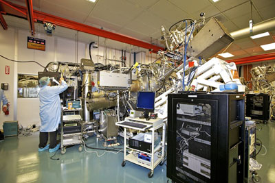 EUV source development at Cymer