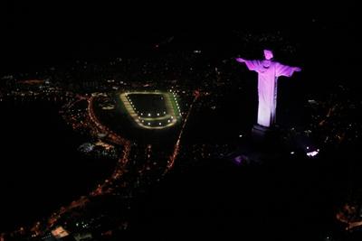 LEDs go to Rio