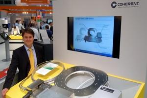 Coherent fiber laser preview