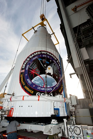 GEO-1 payload