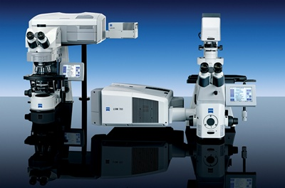 Zeiss LSM 780 confocal microscope