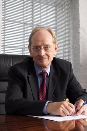 Renishaw chairman Sir David McMurtry