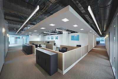 Office luminaire