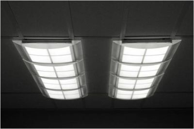 UDC OLED lighting