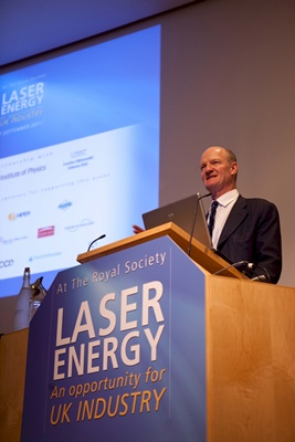 David Willetts MP at the Royal Society