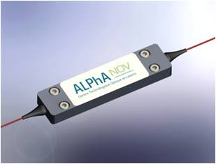 Alphanov high-power combiner
