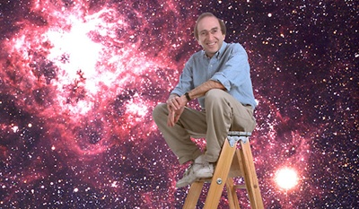 Saul Perlmutter and supernovae