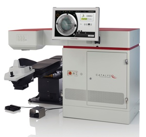 The Catalys system from OptiMedica