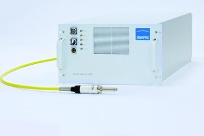 Kilowatt fiber laser