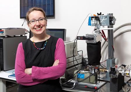Prof. Susanne Siebentritt: