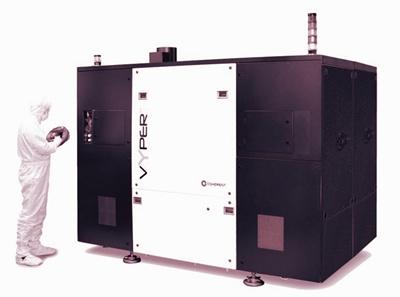 Laser anealing system