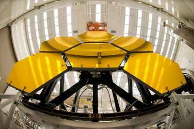 JWST's beryllium-based mirrors