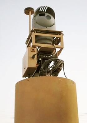 SCISSOR-G turret