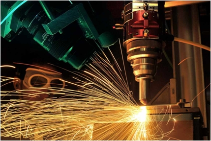 HALO will work to improve fiber laser welding and materials processing.