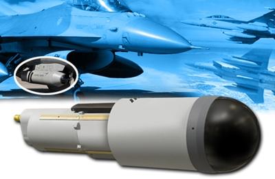 Lockheed IRST sensor system