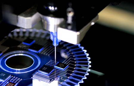 Micro-assembly of lab-on-a-chip platforms.