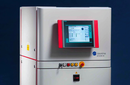 Industry's first: the 15 kW direct diode fiber coupled laser.
