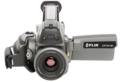 FLIR's carbon monoxide camera