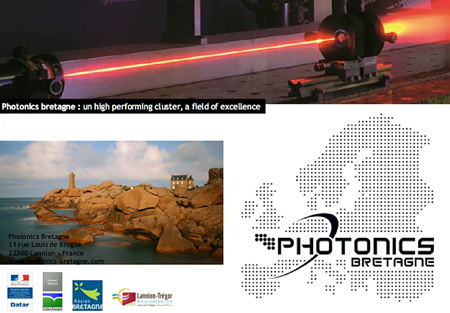 Photonics Bretagne: Rugged but controlled.