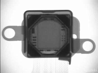 iPad 3 image sensor