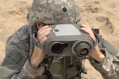 Lightweight laser targeting system