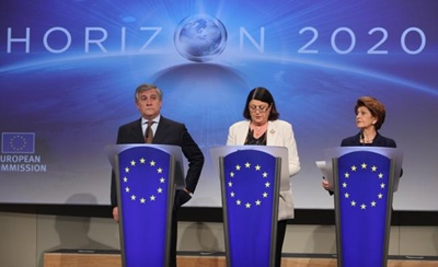 Horizon 2020 launch