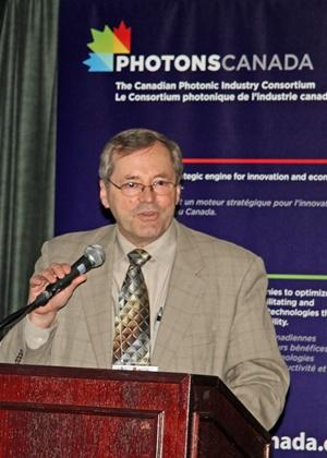 CPIC president Robert Corriveau