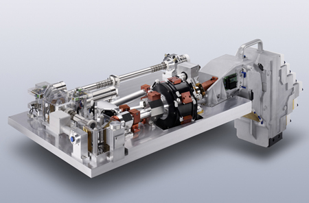 Straight and Tru: Trumpf's new TruDisk disk laser.
