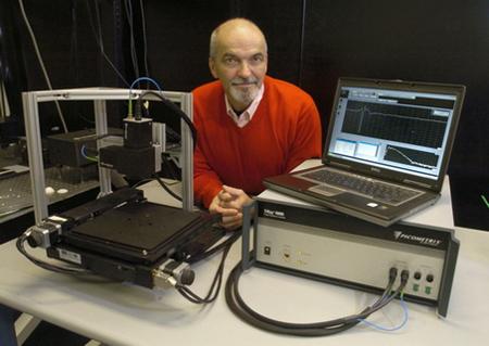 Exciting time: Advanced Photonix's President and CEO Richard Kurtz.