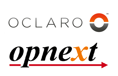 New look: the combined company will operate as Oclaro.