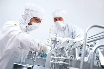 EUV: pilot to production