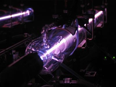 JK Lasers' carbon dioxide laser