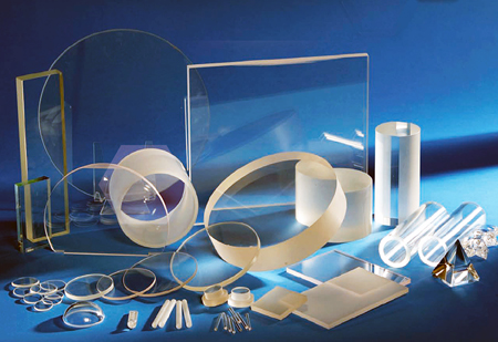 Art of glass: Rubicon Technology develops sapphire 'windows' and other crystalline products.
