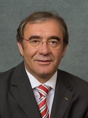 Rofin-Sinar's CEO Günther Braun